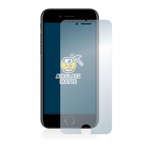 BROTECT Schutzfolie »Panzerglasfolie für Apple iPhone 7«, Schutzglas Glasfolie matt