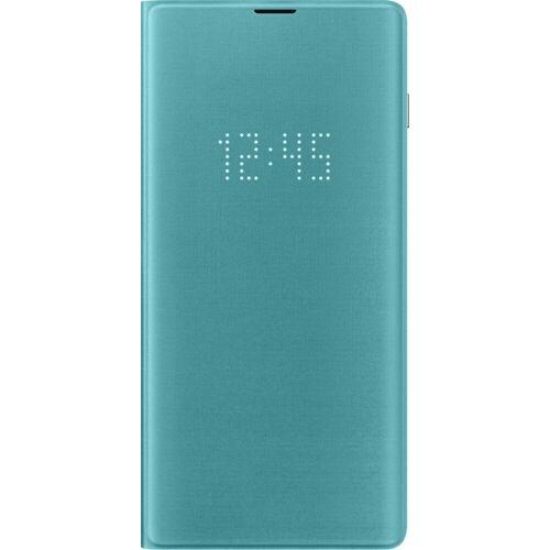Samsung Handytasche »LED View Cover für Galaxy S10+«, Grün