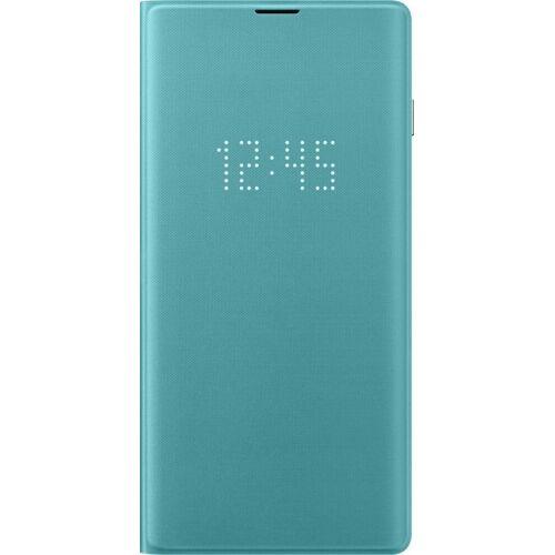 Samsung Handytasche »LED View Cover für Galaxy S10«, Grün