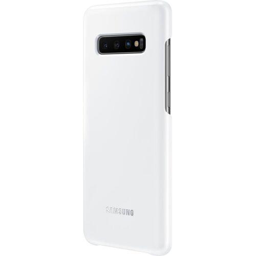 Samsung Handytasche »LED Cover für Galaxy S10+«, Weiß