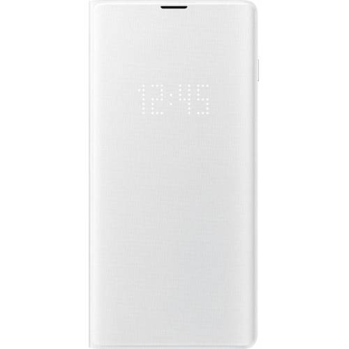 Samsung Handytasche »LED View Cover für Galaxy S10+«, Weiß