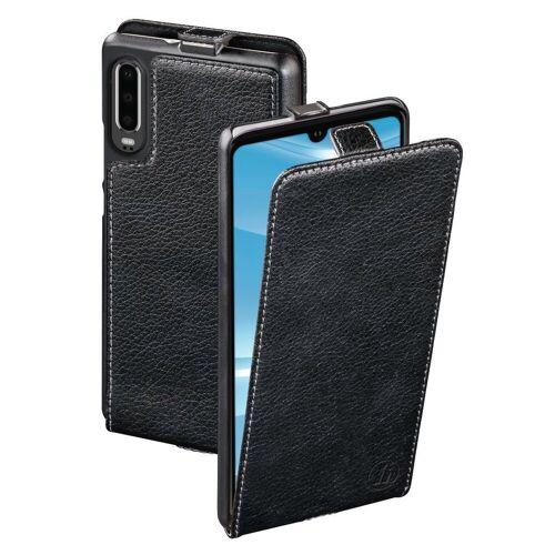 """Hama Flap-Tasche """"Smart Case"""" für Huawei P30, Schwarz »Smartphone-Flap-Tasche«, Schwarz"""