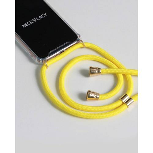 NECKLACY Handytasche »Necklace Case for Samsung Galaxy S10«, Gelb