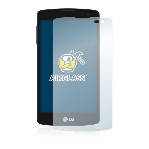 BROTECT Schutzfolie »Panzerglasfolie für LG F60«, Schutzglas Glasfolie klar