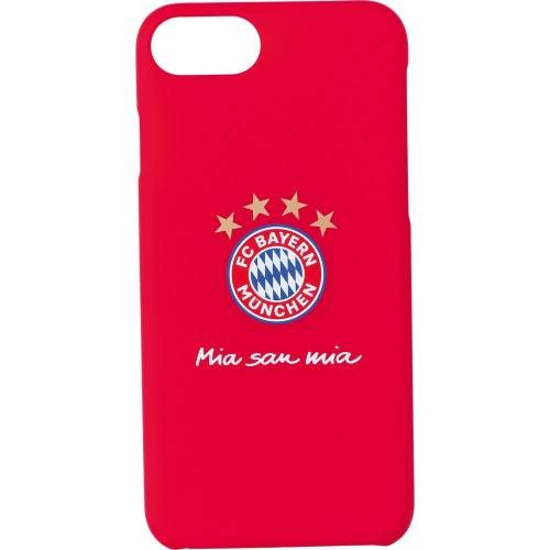 FC Bayern Handycover Logo iPhone 7, rot