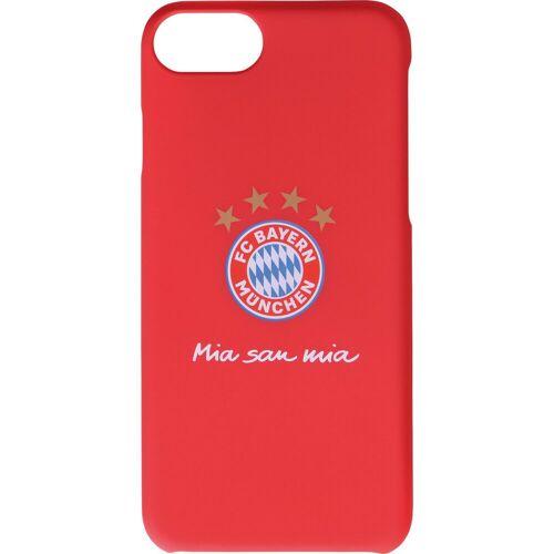 FC Bayern Handycover Logo iPhone 8, rot