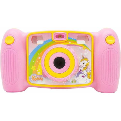 Easypix »Kiddypix Mystery« Kinderkamera (Blende F2.6, fester Fokus, f=3.56mm, 5 MP)