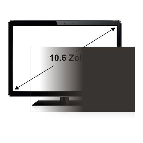 upscreen Schutzfolie »Blickschutzfilter 10.6 Zoll (26.9 cm) - 230 x 138 mm«, Blickschutz Sichtschutz Privacy Filter