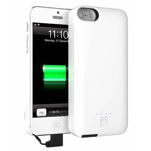 GOSH »E91w Parallel für iPhone 5/5S/SE« Powerbank