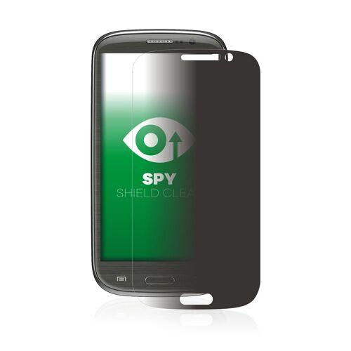 upscreen Schutzfolie »für THL W8+«, Folie Schutzfolie Sichtschutz klar anti-spy