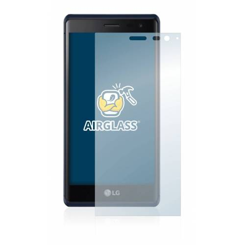 BROTECT Schutzfolie »Panzerglasfolie für LG Class«, Schutzglas Glasfolie klar