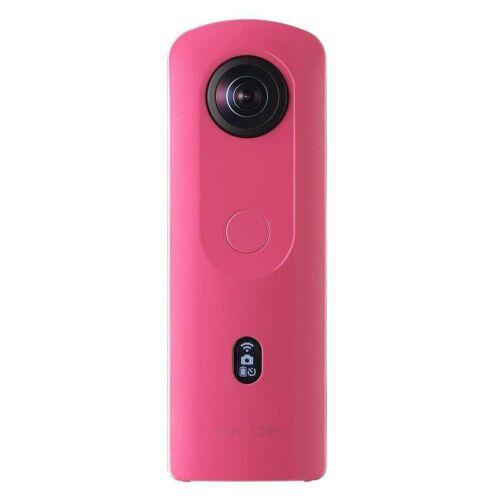 Ricoh »Theta SC2 Pink« Panoramakamera