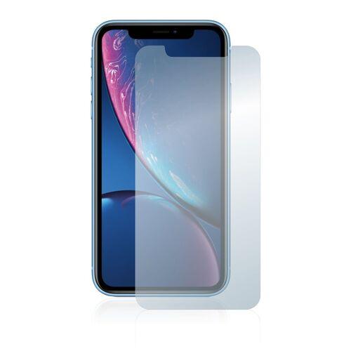 BROTECT Schutzfolie »Panzerglasfolie für Apple iPhone XR«, Schutzglas Glasfolie klar