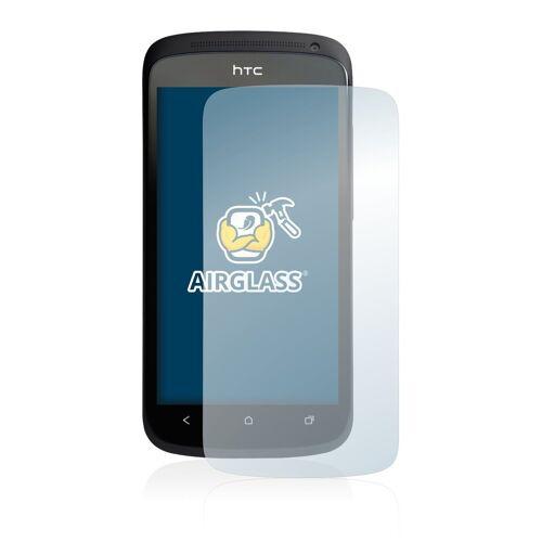 BROTECT Schutzfolie »Panzerglasfolie für HTC One S«, Schutzglas Glasfolie klar