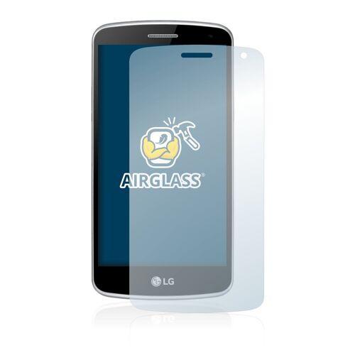 BROTECT Schutzfolie »Panzerglasfolie für LG K5«, Schutzglas Glasfolie klar
