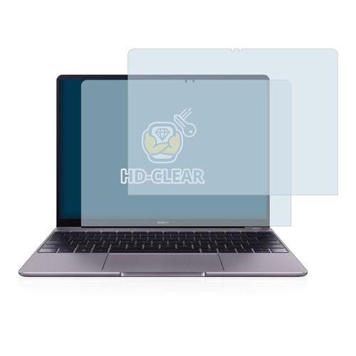 BROTECT Schutzfolie »für Huawei MateBook 13 2019«, (2 Stück), Folie Schutzfolie klar