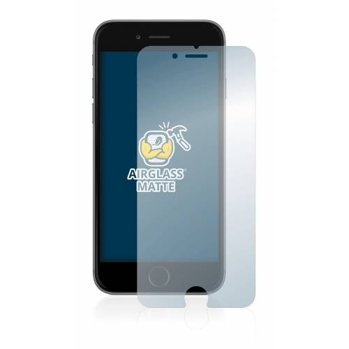 BROTECT Schutzfolie »Panzerglasfolie für Apple iPhone 6«, Schutzglas Glasfolie matt