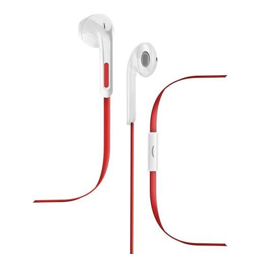 sbs »In-Ear Kopfhörer mit Kabel, 3,5mm Klinkenstecker, & Mikrofon« In-Ear-Kopfhörer