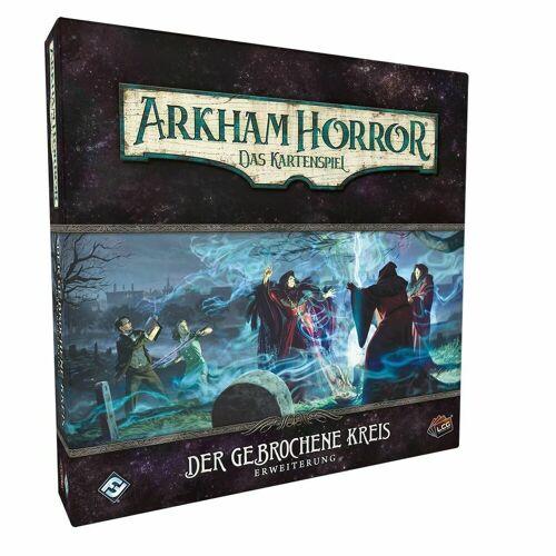 Asmodee Spiel, »Arkham Horror - Das Kartenspiel - Der gebrochene Kreis Neu«