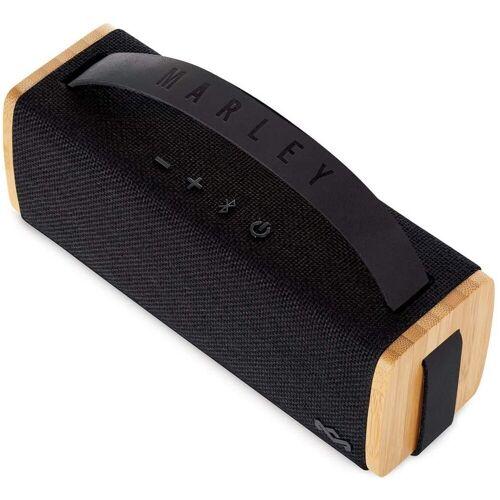 House of Marley EM-JA012-SB BT Riddim Lautsprecher Sig Black Bluetooth-Lautsprecher