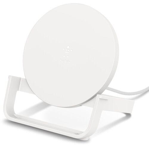 Belkin »Wireless Charging Stand mit Micro-USB Kabel & NT« Wireless Charger, weiß