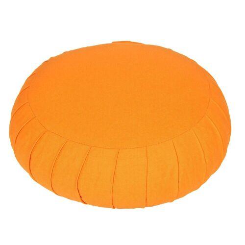 yogabox Yogakissen »Meditationskissen Zafu BASIC«, orange