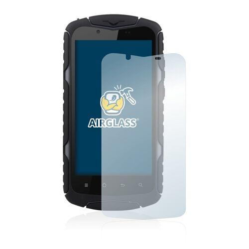 BROTECT Schutzfolie »Panzerglasfolie für No. 1 X1 X-men«, Schutzglas Glasfolie klar