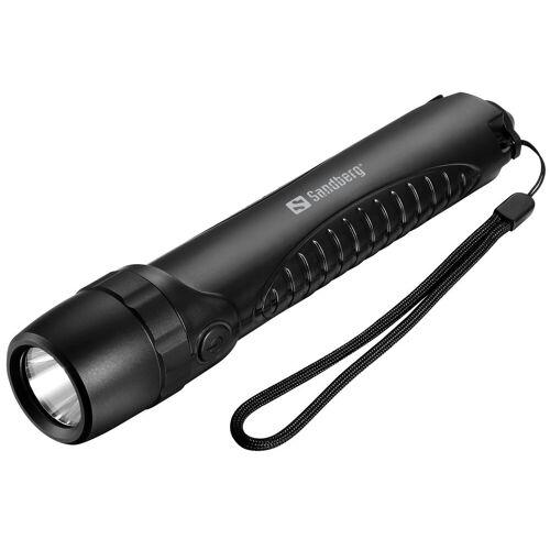 Sandberg »Survivor Torch Powerbank 10400« Powerbank Taschenlampe - Powerbank 10400 mAh (5 V)