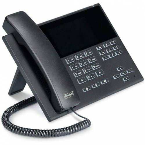 Auerswald »COMfortel D-400 Festnetztelefon sw« Festnetztelefon