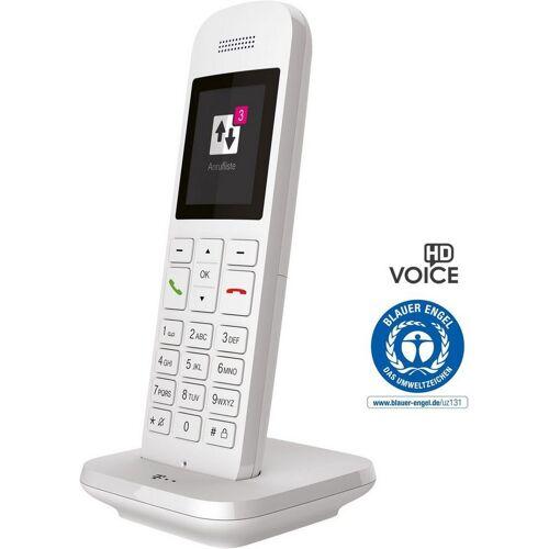 Telekom Telefon analog schnurlos »Sinus 12«, Weiß