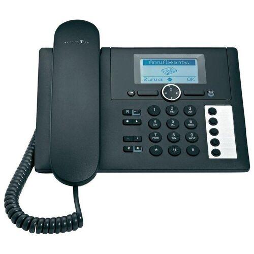 Telekom »Concept PA 415 Telefon schwarz« Festnetztelefon