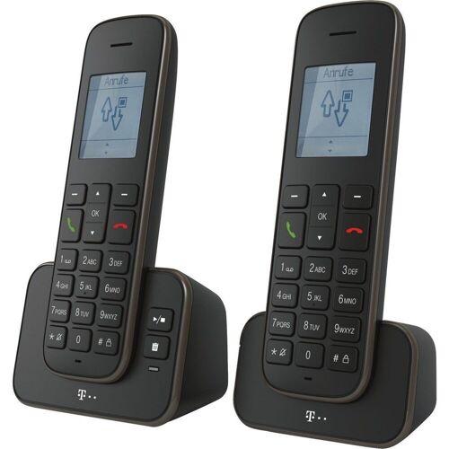 Telekom »Sinus A 207 Duo Schnurlostelefon« Festnetztelefon
