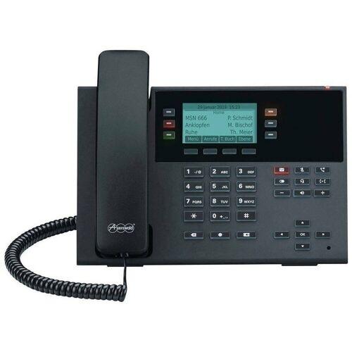 Auerswald »COMfortel D-200 Festnetztelefon schwarz« Festnetztelefon