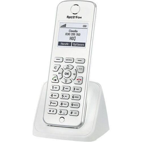 AVM »FRITZ!Fon M2« Schnurloses DECT-Telefon (mit Lautsprecher in HD-Qualität)
