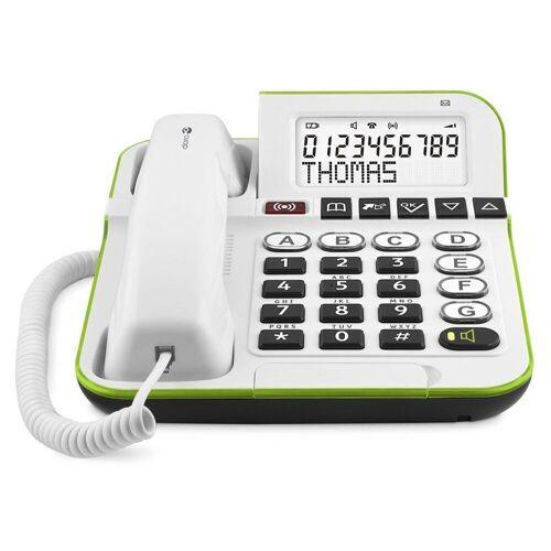 Doro »Secure 350 Weiß« Festnetztelefon