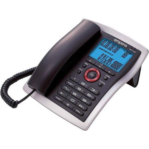 Emporia »T14 Festnetz-Telefon schwarz« Festnetztelefon