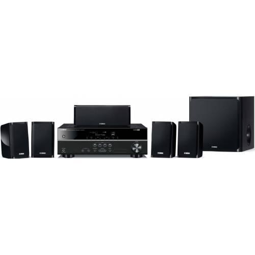 Yamaha YHT-1840 5.1 Heimkinosystem (Hi-Res) 5.1 Heimkinosystem (3D-fähig, Hi-Res Audio)