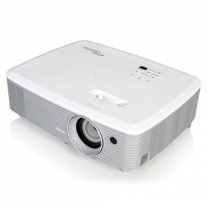 Optoma »EH400+« Beamer (4000 lm, 22000:1, 1920 x 1080 px)
