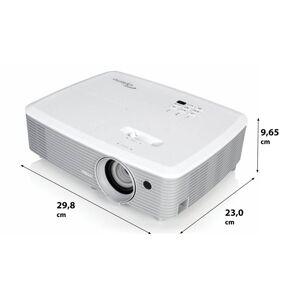 Optoma »X354« Beamer (3300 lm, 1800:1, 1024 x 768 px)