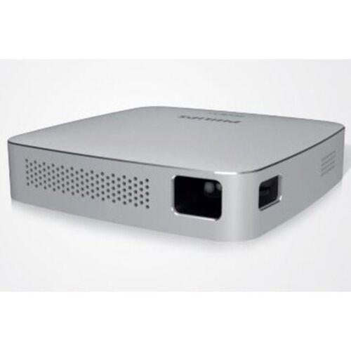 Philips »PicoPix Go PPX5110« Beamer (100 lm, 1000:1, 854 x 480 px)