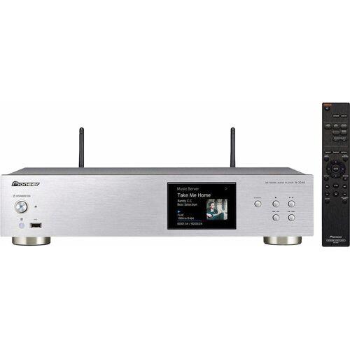 Pioneer »N-30AE« Netzwerkplayer (Internetradio), silberfarben