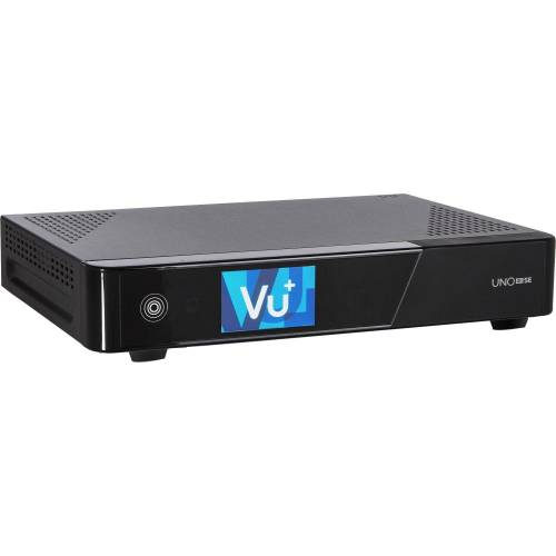 VU+ »UNO 4K SE, DVB-C, FBC, 4K« Kabel-Receiver