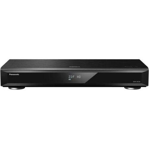 Panasonic »DMR-UBC90« Blu-ray-Player (4k Ultra HD, WLAN, LAN (Ethernet), Hi-Res Audio, 3D-fähig, DVB-T2 Tuner, DVB-C-Tuner)