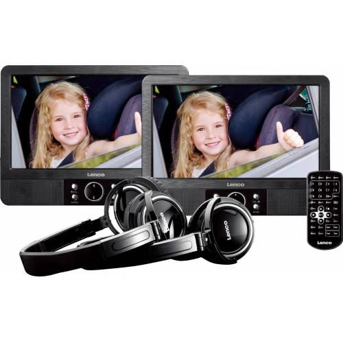 Lenco »MES-415« Portabler DVD-Player