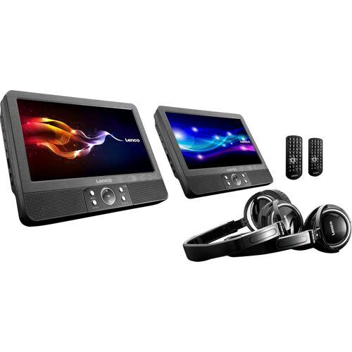 Lenco »DVP-938 Set« Portabler DVD-Player (SD)