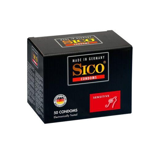 SICO Kondome »Sensitive, 50er Box«, 1 St.