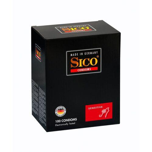 SICO Kondome »Sensitive, 100er Box«, 1 St.