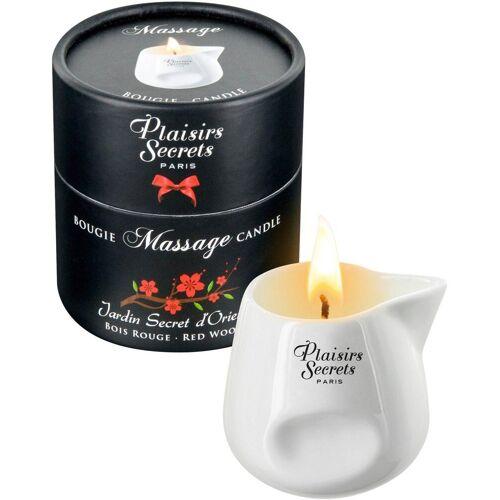 Massagekerze »Massage Candle Red Wood 80 ml«