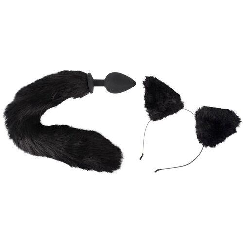 Bad Kitty Analplug »BK Analplug mit Katzenschwanz«