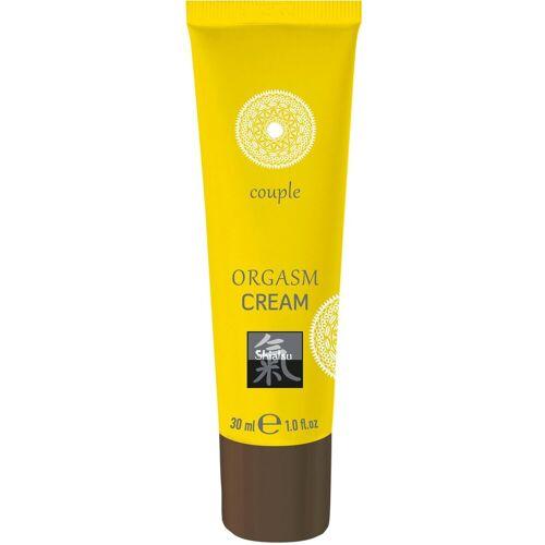 Shiatsu Intimcreme, Orgasm Cream